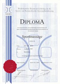 NESPG Diploma