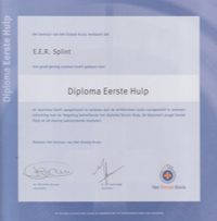 EHBO Diploma