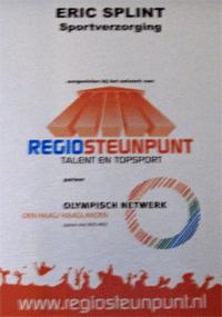 Regiosteunpunt Talent & Topsport